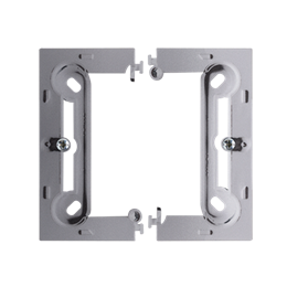 Puszka natynkowa 1-krotna aluminium mat, metalizowany-254797