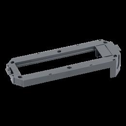 Ramka osprzętowa FB 4×K45 szary-255915
