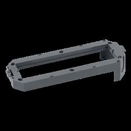 Ramka osprzętowa FB 2×S500 szary-255916