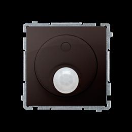Łącznik z czujnikiem ruchu z przekaźnikiem czekoladowy mat, metalizowany-254258