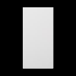 Zaślepka SIMON 500 100×50mm czysta biel-256565