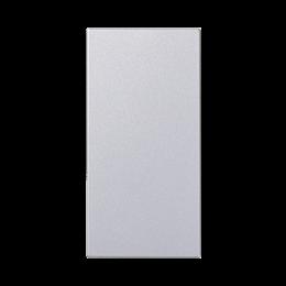 Zaślepka SIMON 500 100×50mm aluminium-256566