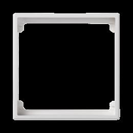 Adapter SIMON 500 1× K45 50×50mm czysta biel-256220