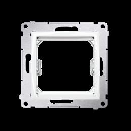 Adapter przejściówka na osprzęt standardu 45×45 mm biały-253123