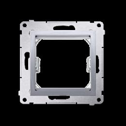 Adapter przejściówka na osprzęt standardu 45×45 mm srebrny mat, metalizowany-253125