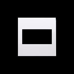 Zaślepka bez mostka biały-253135