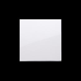 Klawisz pojedynczy do łączników i przycisków biały-251954