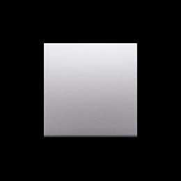 Klawisz pojedynczy do łączników i przycisków srebrny mat, metalizowany-251957