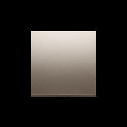 Klawisz pojedynczy do łączników i przycisków złoty mat, metalizowany-251958