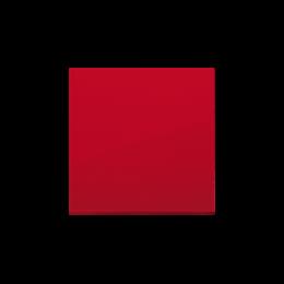 Klawisz pojedynczy do łączników i przycisków czerwony-251960