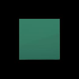 Klawisz pojedynczy do łączników i przycisków zielony-251962
