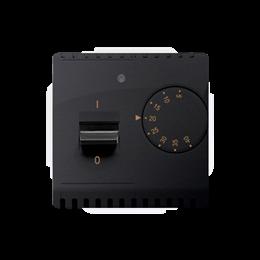 Regulator temperatury z czujnikiem wewnętrznym grafit mat, metalizowany-254271