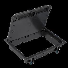 Pokrywa rewizyjna SF prostokątna odpowiednik:SF6xx szary grafit-255964