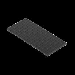 Nakładka wykończeniowa SF szary grafit-255974