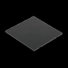 Nakładka wykończeniowa SF szary grafit-255978