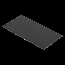 Nakładka wykończeniowa SF szary grafit-255980