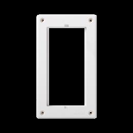Ramka osprzętowa SIMON 500 1×S500 (element zapasowy) czysta biel-255991