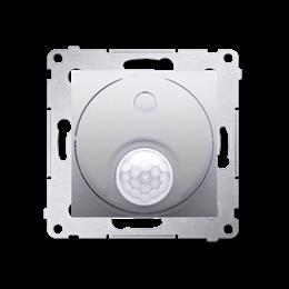 Łącznik z czujnikiem ruchu z przekaźnikiem srebrny mat, metalizowany-252694