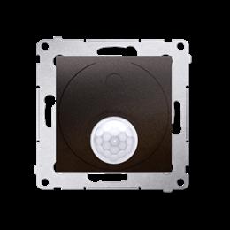 Łącznik z czujnikiem ruchu z przekaźnikiem do obiektów użyteczności publicznej antracyt, metalizowany-252719