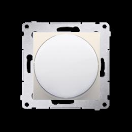 Sygnalizator świetlny LED - światło zielone kremowy-253155