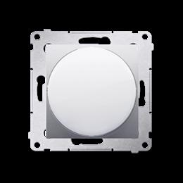 Sygnalizator świetlny LED - światło zielone srebrny mat, metalizowany-253156
