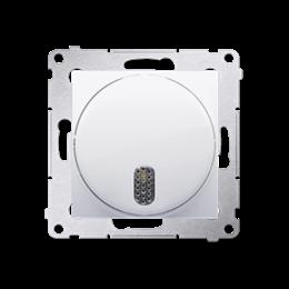 Dzwonek elektroniczny biały-253160