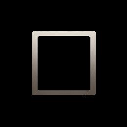 Pierścień dekoracyjny złoty mat, metalizowany-253206
