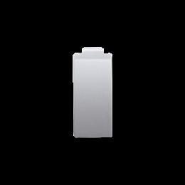 Zaślepka do gniazd głośnikowych DGL 3.01/.. srebrny mat, metalizowany-253212