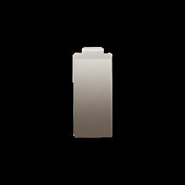 Zaślepka do gniazd głośnikowych DGL 3.01/.. złoty mat, metalizowany-253213