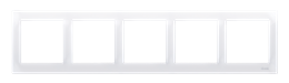 Ramka 5- krotna biały-251645