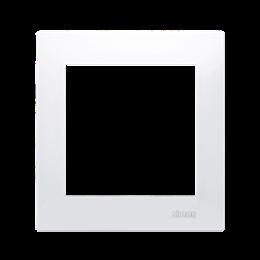 Ramka 1- krotna do puszek karton-gips biały-251563