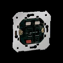 Przycisk podwójny zwierny. Dwuobwodowy: 2 wejścia, 2 wyjścia. 10AX-250981