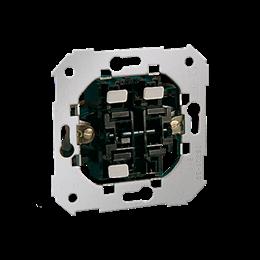 Przycisk pojedynczy zwierny i łącznik schodowy - 2 klawisze 10AX-250983