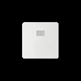 Klawisz z okienkiem do mechanizmów seri 75 biały-251014