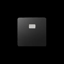 Klawisz z okienkiem do mechanizmów seri 75 grafit-251016