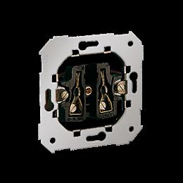 Gniazdo wtyczkowe pojedyncze bez uziemienia 16A-251238
