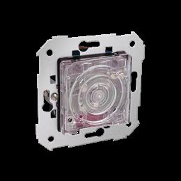 Łącznik przyciskowy schodowy z podświetleniem z przekaźnikiem-251157