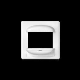 Pokrywa do łącznika z czujnikiem ruchu biały-251184
