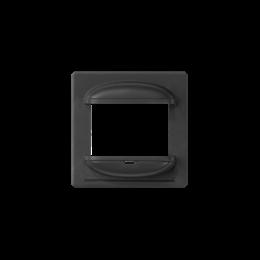 Pokrywa do łącznika z czujnikiem ruchu grafit-251186