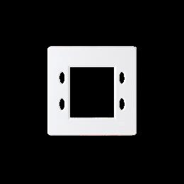 Pokrywa do zegara, termostatu, progrmatora, sterownika biały-251187