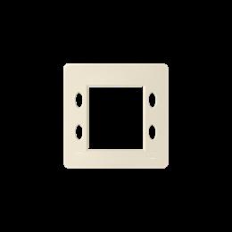 Pokrywa do zegara, termostatu, progrmatora, sterownika beżowy-251189