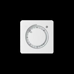 Pokrywa do termostatu biały-251190