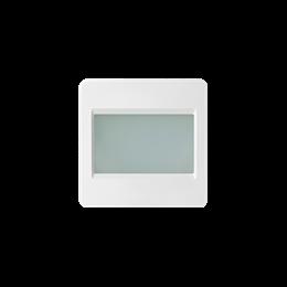 Pokrywa świecąca do sygnalizatora biały-251086