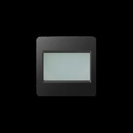 Pokrywa świecąca do sygnalizatora grafit-251106