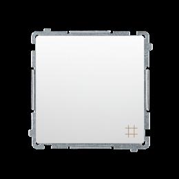 Łącznik krzyżowy (moduł) 10AX 250V, zaciski śrubowe, biały-253538