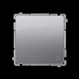 Łącznik krzyżowy (moduł) 10AX 250V, zaciski śrubowe, inox, metalizowany-253540