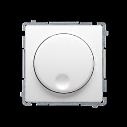 Ściemniacz naciskowo-obrotowy biały-254222