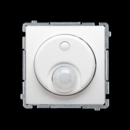 Łącznik z czujnikiem ruchu biały-254243