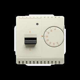 Regulator temperatury z czujnikiem wewnętrznym beżowy-254275