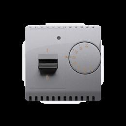 Regulator temperatury z czujnikiem wewnętrznym inox, metalizowany-254276